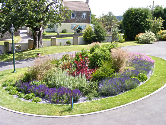 Portfolio pictures - Sloping Garden